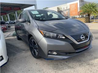 Nissan Puerto Rico Nissan, Leaf 2020