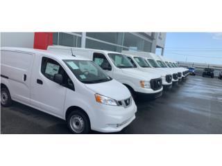 Nissan Puerto Rico Nissan, NV de Carga 2020