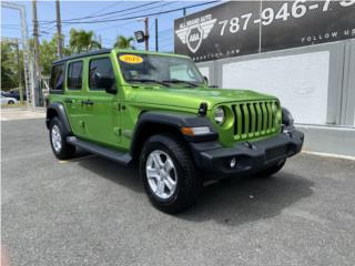 2012 Jeep Wrangler Unlimited Sport, T2143520 , Jeep Puerto Rico