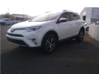 2018 TOYOTA RAV-4 SE ( TOTALMENTE EQUIPADA ) , Toyota Puerto Rico