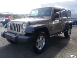 JEEP WRANGLER RUBICON 2014 ¡4X4! , Jeep Puerto Rico