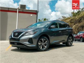 Nissan Puerto Rico Nissan, Murano 2020