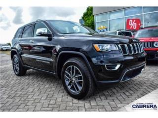 2019 Jeep Grand Cherokee High Altitude , Jeep Puerto Rico