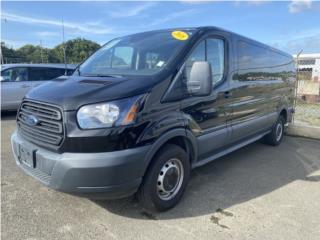 Ford, Transit Passenger Van 2018, Escape Puerto Rico
