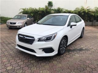Subaru, Legacy 2019, Impreza Puerto Rico