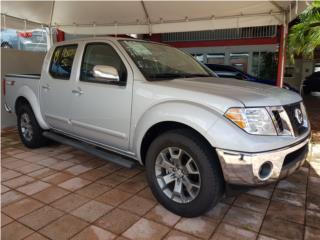 NISSAN FRONTIER 2019 4 PTS , Nissan Puerto Rico