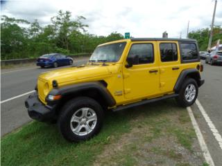 Jeep Wrangler Unlimited 2012 , Jeep Puerto Rico