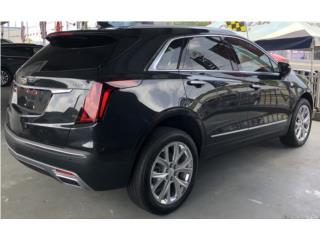 Cadillac Puerto Rico Cadillac, XT5 2020