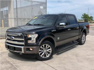 Ford, F-150 2017, F-150 Puerto Rico