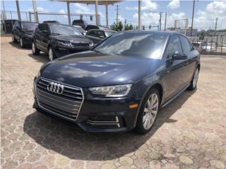 Audi, Audi A4 2018, Audi Q5 Puerto Rico