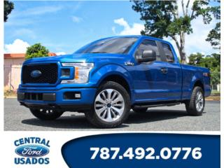 Ford Ranger 2020 XLT SPORT azul , Ford Puerto Rico