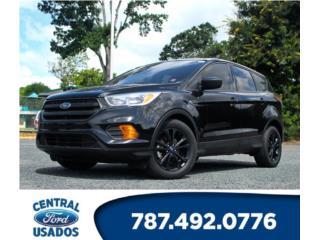 Ford, Escape 2017, Raptor Puerto Rico