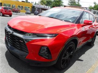 Chevrolet, Blazer 2020, Camaro Puerto Rico