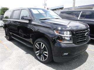 Chevrolet Puerto Rico Chevrolet, Suburban 2020
