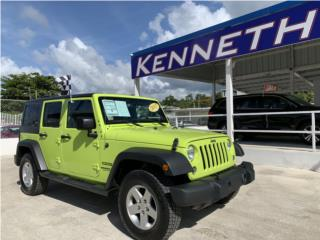 2011 Jeep Wrangler Unlimited Rubicon,T1533076 , Jeep Puerto Rico