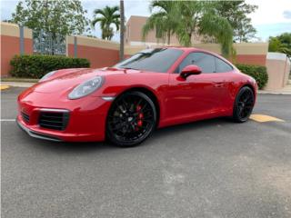 Porsche Puerto Rico Porsche, Porsche 911 2018
