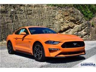 FORD MUSTANG 2019 , Ford Puerto Rico
