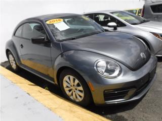 Volkswagen, Beetle 2018, Tiguan Puerto Rico