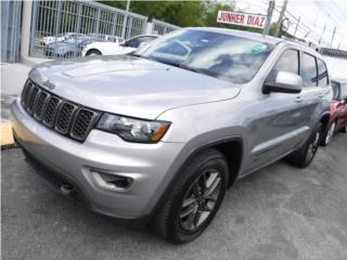 2017 Jeep Grand Cherokee Trailhawk, T7776537 , Jeep Puerto Rico