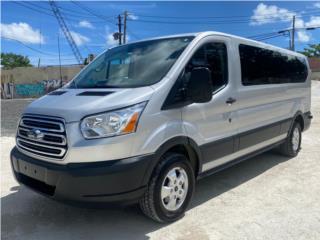 Ford Transit XLT Pasajeros 2018 , Ford Puerto Rico