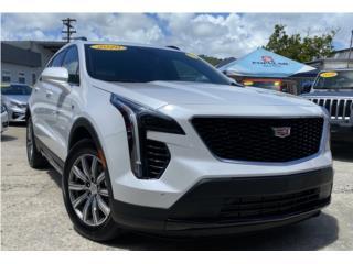 Cadillac Puerto Rico Cadillac, XT4 2020