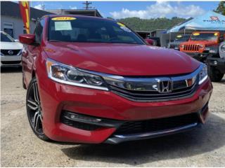 Honda, Accord 2017, Civic Puerto Rico
