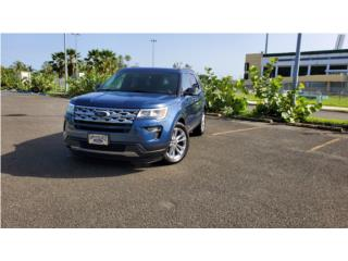 Ford, Explorer 2019, Escape Puerto Rico