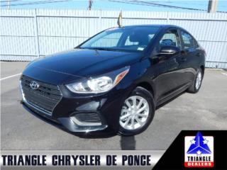 Hyundai Puerto Rico Hyundai, Accent 2020