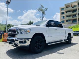 RAM, 1500 2019, 2500 Puerto Rico