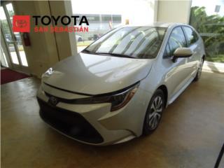 Toyota, Corolla 2020  Puerto Rico