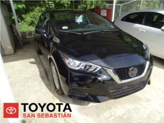 2018 NISSAN VERSA NOTE  , Nissan Puerto Rico