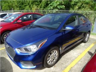 Hyundai, Accent 2020, Accent Puerto Rico