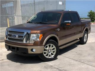 Ford Puerto Rico Ford, F-150 2012