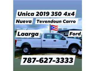Ford, F-350 Pick Up 2019, F-250 Pick Up Puerto Rico