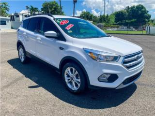 Ford Puerto Rico Ford, Escape 2018