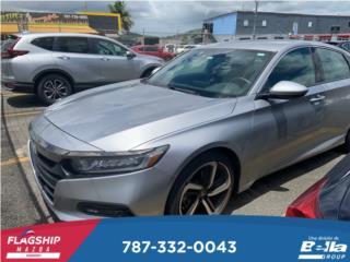 Honda Civic Touring 2018 Coupe , Honda Puerto Rico