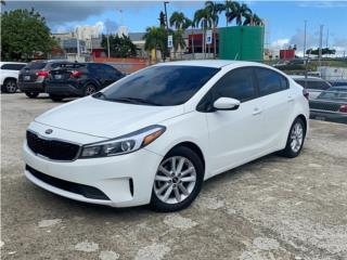 Kia, Forte 2017  Puerto Rico