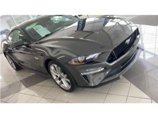 Ford, Mustang 2020, Edge Puerto Rico