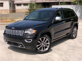 2017 Jeep Grand Cherokee Limited, T789601 , Jeep Puerto Rico