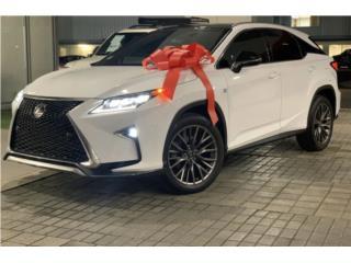 Lexus, Lexus RX 2019, Lexus RX Puerto Rico