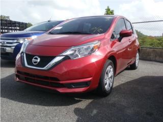 Nissan versa Note 2019 , Nissan Puerto Rico