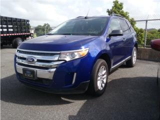 Ford, Edge 2013, Explorer Puerto Rico