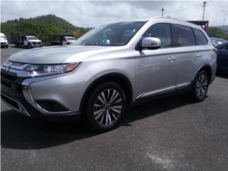 MITSUBISHI OUTLANDER 2018 , Mitsubishi Puerto Rico