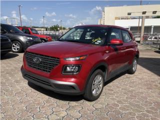 Hyundai, Venue 2020, Volkswagen Puerto Rico