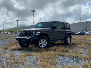 2019 Jeep Wrangler Unlimited Sport, I9503193 , Jeep Puerto Rico