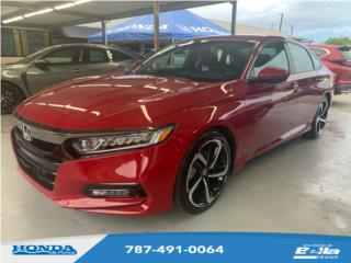 Honda, Accord 2020, Fit Puerto Rico