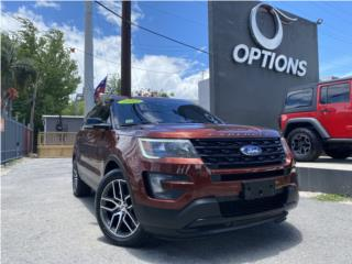 FORD EXPLORER XLT 2019 , Ford Puerto Rico