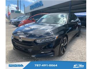 Honda, Accord 2020, Chrysler Puerto Rico