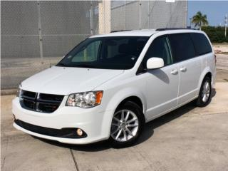 Dodge, Caravan 2019, Journey Puerto Rico