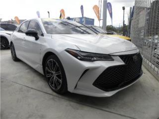 Toyota, Avalon 2019, Rav4 Puerto Rico